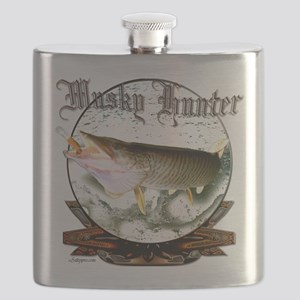 Musky hunter Flask