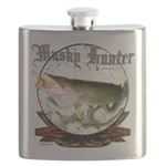 Musky hunter Flask