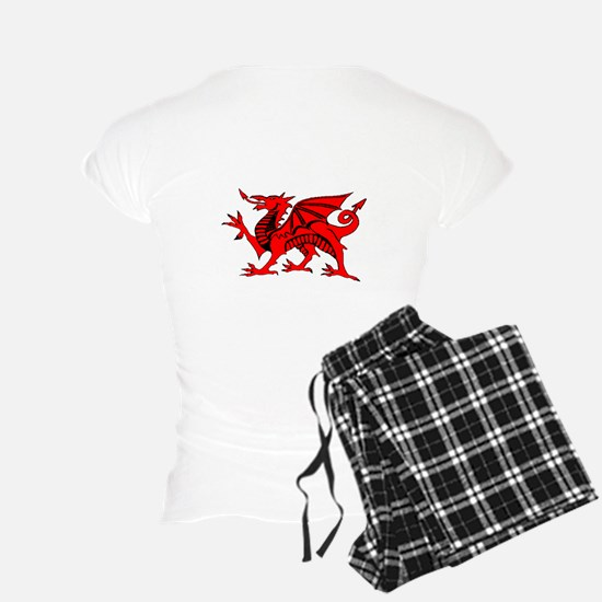 In Wales boxing we trust Pajamas
