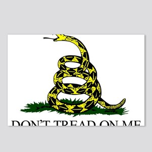 DONT TREAD ON ME Postcards (Package of 8)