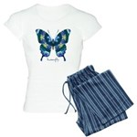 Surrender Butterfly Women's Light Pajamas