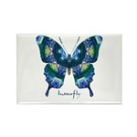 Surrender Butterfly Rectangle Magnet (100 pack)