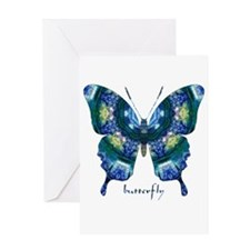 Surrender Butterfly Greeting Card