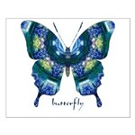 Surrender Butterfly Small Poster