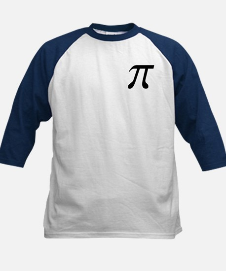 Pi in place of pocket Kids Baseball Jersey