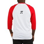 be number pi at your next game - Baseball Jersey