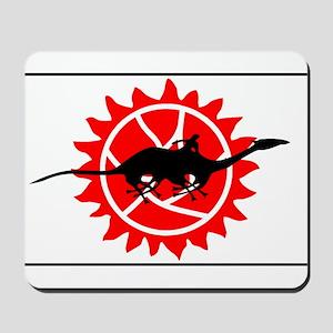 IISS ponii Mousepad