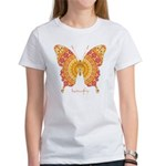 Romance Butterfly Women's T-Shirt
