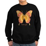Romance Butterfly Sweatshirt (dark)