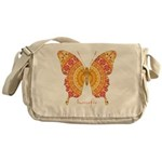 Romance Butterfly Messenger Bag