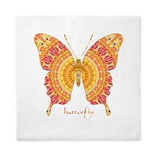 Romance Butterfly Queen Duvet