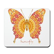 Romance Butterfly Mousepad