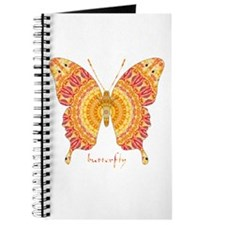 Romance Butterfly Journal
