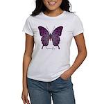 Centering Butterfly Women's T-Shirt