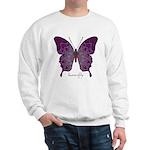 Centering Butterfly Sweatshirt