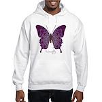 Centering Butterfly Hooded Sweatshirt