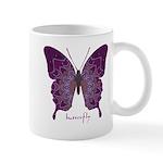 Centering Butterfly Mug