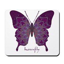 Centering Butterfly Mousepad