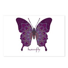 Centering Butterfly Postcards (Package of 8)