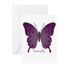 Centering Butterfly Greeting Cards (Pk of 10)