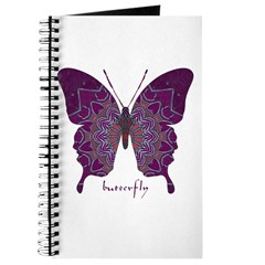 Centering Butterfly Journal