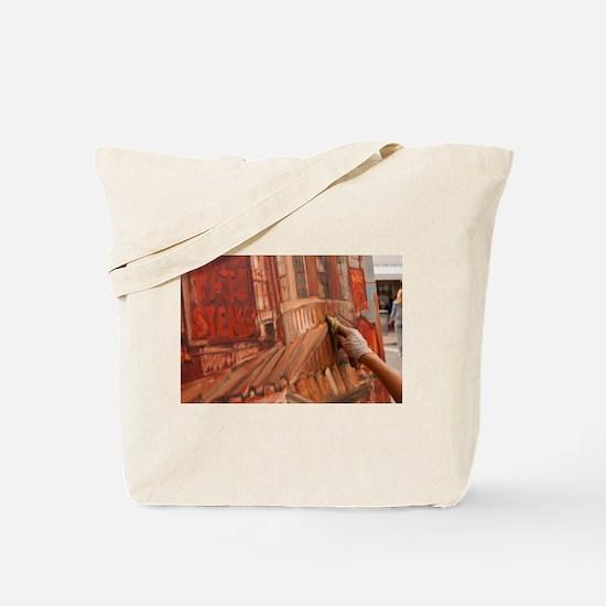 Philadelphia Artist ErinMcGeeFerrell Tote Bag