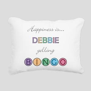 Debbie Rectangular Canvas Pillow