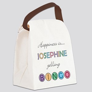 Josephine Canvas Lunch Bag