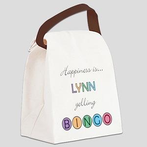 Lynn Canvas Lunch Bag