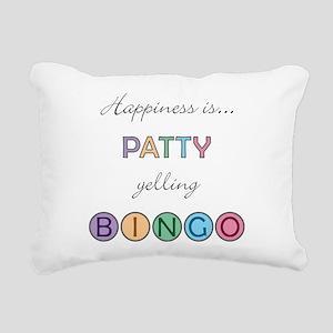 Patty Rectangular Canvas Pillow