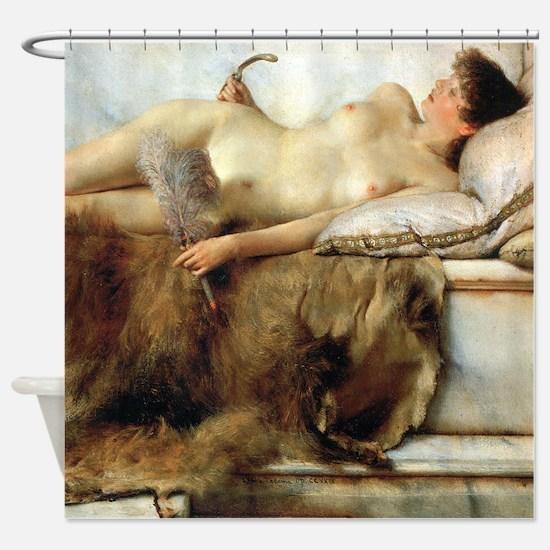Alma-Tadema Tepidarium Shower Curtain