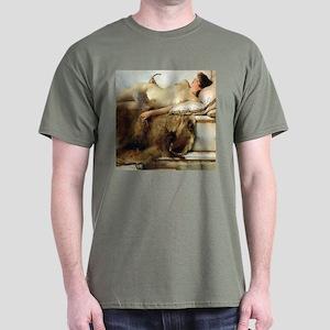 Alma-Tadema Tepidarium Dark T-Shirt