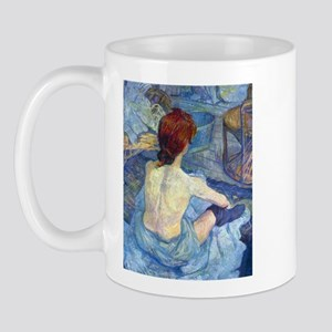Toulouse-Lautrec Rousse (High Res) Mug