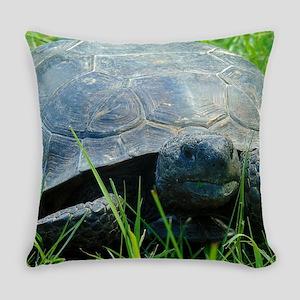 Gopher Tortoise Everyday Pillow