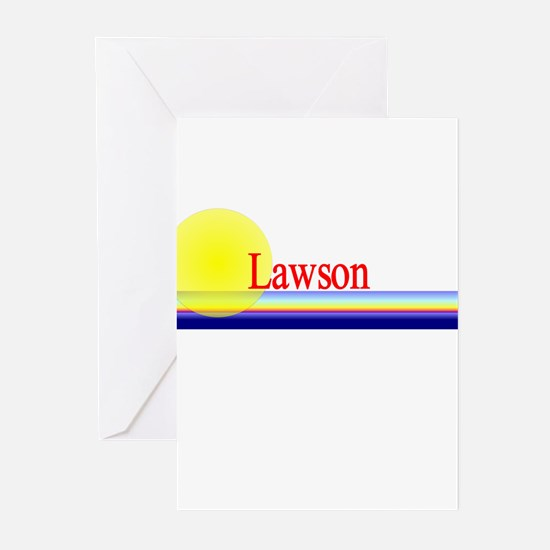 Lawson Greeting Cards (Pk of 10)