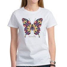 Delight Butterfly Women's T-Shirt