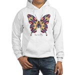 Delight Butterfly Hooded Sweatshirt