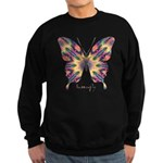 Delight Butterfly Sweatshirt (dark)