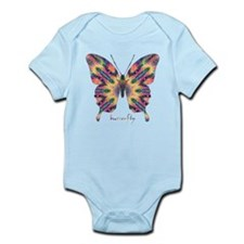 Delight Butterfly Infant Bodysuit