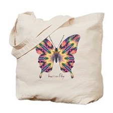 Delight Butterfly Tote Bag