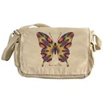 Delight Butterfly Messenger Bag