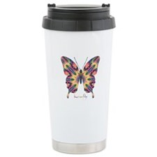 Delight Butterfly Stainless Steel Travel Mug