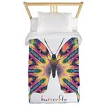 Delight Butterfly Twin Duvet