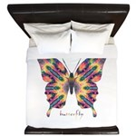 Delight Butterfly King Duvet