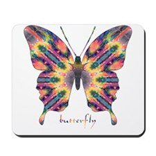 Delight Butterfly Mousepad