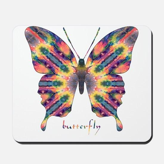 Delight Butterfly Mousepad