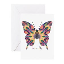 Delight Butterfly Greeting Cards (Pk of 10)