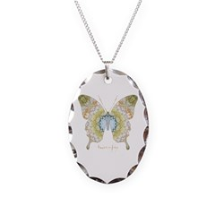 Haven Butterfly Necklace