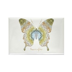 Haven Butterfly Rectangle Magnet (10 pack)