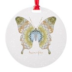 Haven Butterfly Ornament
